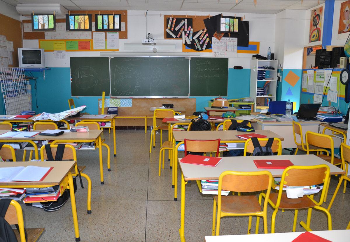Rénovation de Ecole Ain Fallette route de Gabes km 8 Sfax.